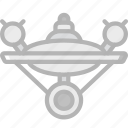 film, movie, movies, star trek, the enterprise icon