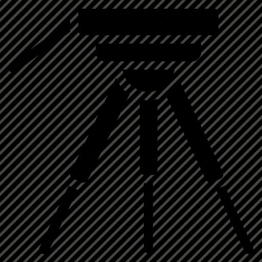 cinema, film, movie, movies, tripod icon