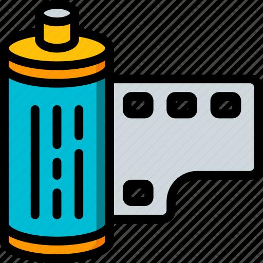Cinema, film, movie, movies icon - Download on Iconfinder