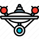 film, movie, movies, the enterprise icon
