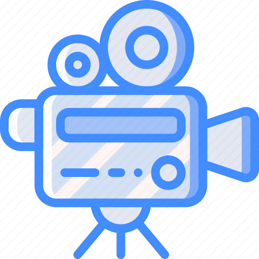 Camera, cinema, film, movie, movies icon - Download on Iconfinder