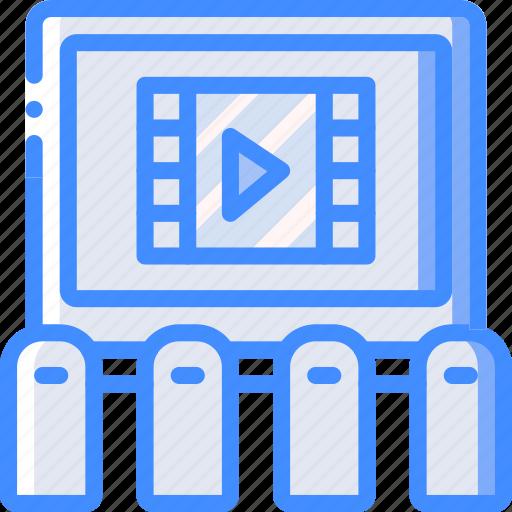 Cinema, film, movie, movies, screen icon - Download on Iconfinder
