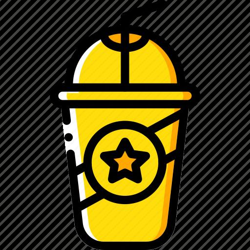 cinema, drink, film, movie, movies icon