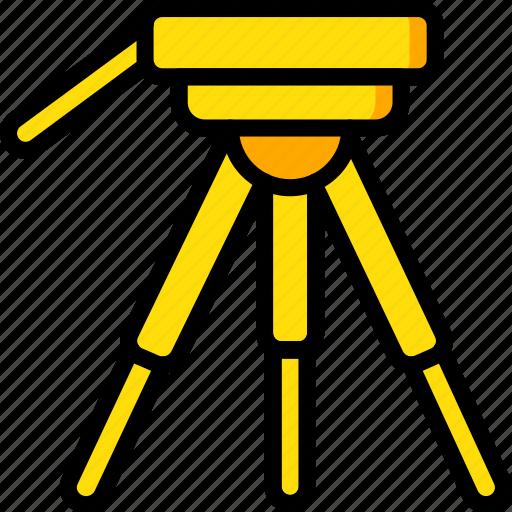 Cinema, film, movie, movies, tripod icon - Download on Iconfinder