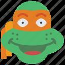 film, michelangelo, movie, movies, teenage mutant ninja turtles, tnmt icon