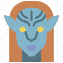 avatar, cinema, film, movie, movies icon