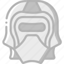 film, kylo, movie, movies, ren, star wars icon