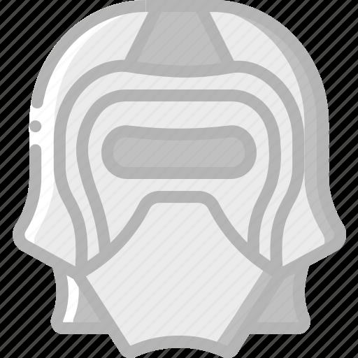 Film, kylo, movie, movies, ren, star wars icon - Download on Iconfinder