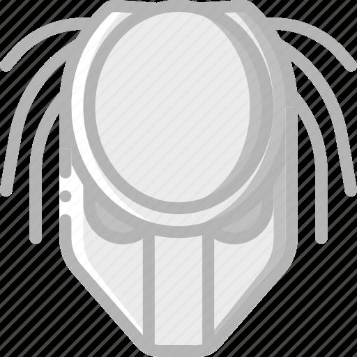 Cinema, film, movie, movies, predator icon - Download on Iconfinder