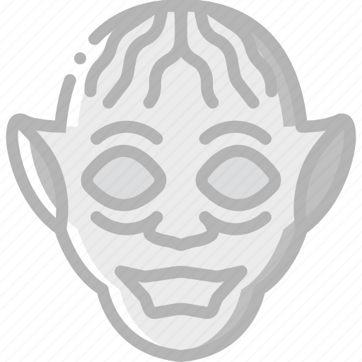 film, golem, lord of the rings, movie, movies icon