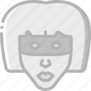 cinema, film, movie, movies, pris, replicant icon