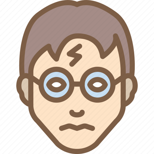 Film, harry, harry potter, movie, movies, potter icon - Download on Iconfinder