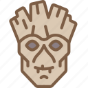 cinema, film, groot, movie, movies icon