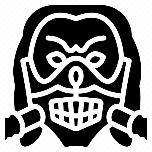 cinema, film, mask, movie, movies, skull icon