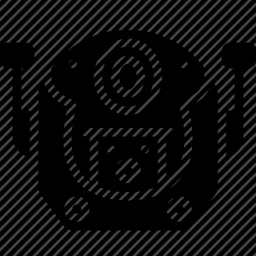 Cinema, eva, film, movie, movies, pod icon - Download on Iconfinder