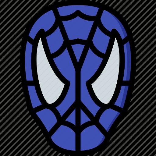 Film, marvel, movie, movies, spiderman, superhero icon - Download on Iconfinder