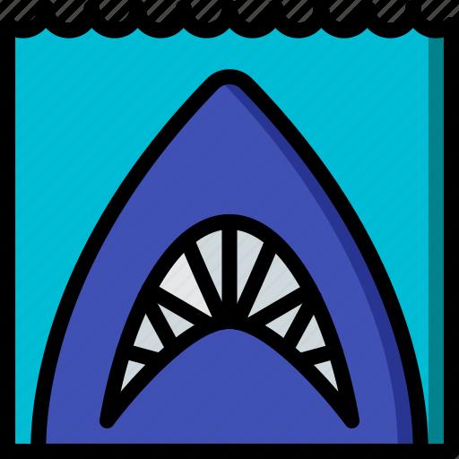 Cinema, film, jaws, movie, movies icon - Download on Iconfinder