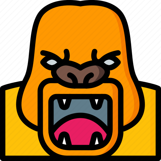 Cinema, film, king, kong, movie, movies icon - Download on Iconfinder