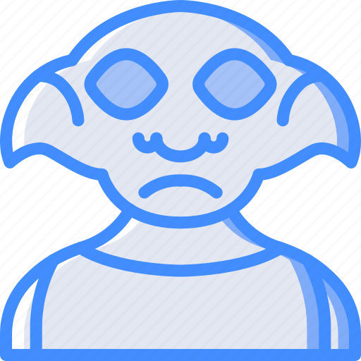 Dobby, film, harry potter, movie, movies icon - Download on Iconfinder