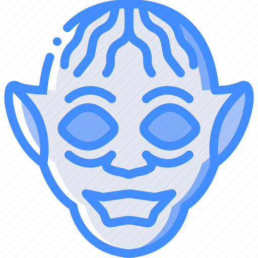 Film, golem, lord of the rings, movie, movies icon - Download on Iconfinder