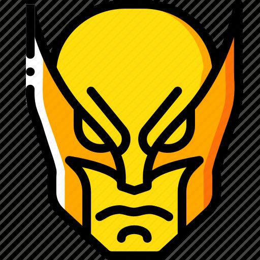 Film, movie, movies, wolverine, x-men icon - Download on Iconfinder