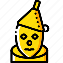 film, man, movie, movies, tin, wizard of oz icon