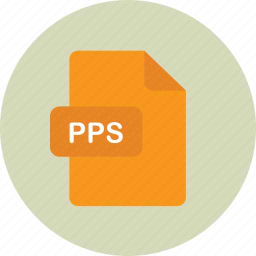 powerpoint, pps, presentation, slides icon
