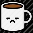 annoying, emoji, emotion, expression, face, feeling, mug