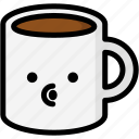 blowing, emoji, emotion, expression, face, feeling, mug icon