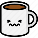 confounded, emoji, emotion, expression, face, feeling, mug