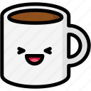 emoji, emotion, expression, face, feeling, laughing, mug icon