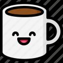 emoji, emotion, expression, face, feeling, laughing, mug icon