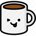 emoji, emotion, expression, face, feeling, mug, naughty icon