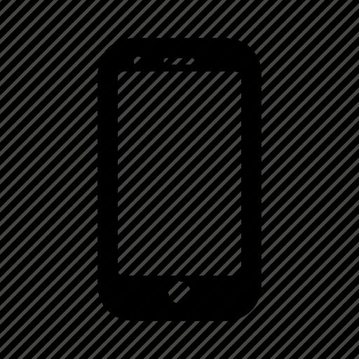 device, multimedia, phone, smartphone icon