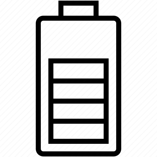 battery, battery charging, battery level, battery status, mobile battery icon