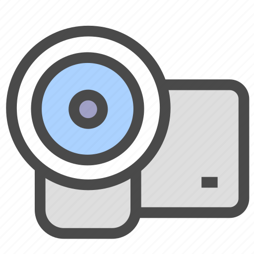 camera, digital, photography icon