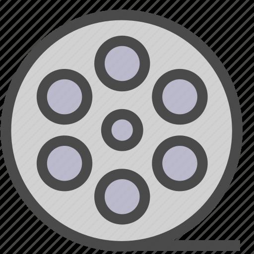 cinema, film, movie, video icon