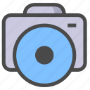 camera, photography, screenshot, vidicon icon