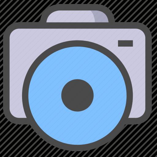 camera, photography, screenshot, vidicon icon