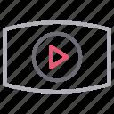 media, movie, music, play, video