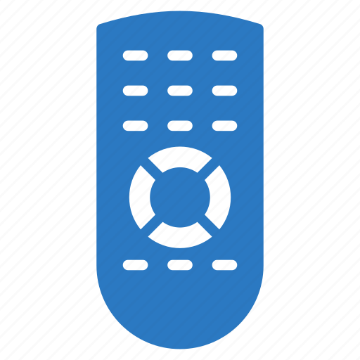 control, device, gadget, remote, tv icon