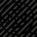 film reel, film, image reel, camera reel, movie reel icon