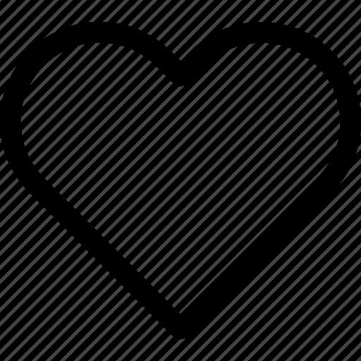 Heart, love, romance, valentine, wedding icon - Download on Iconfinder