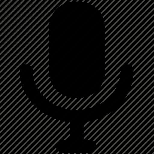 audio, loud, mic, microphone, radio mic, recording mic, retro icon