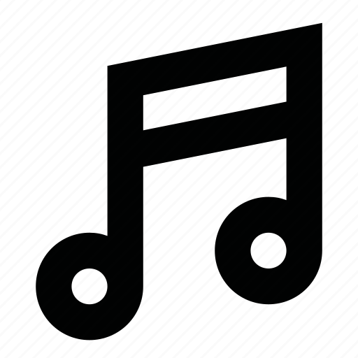 audio, media, melody, music, note icon