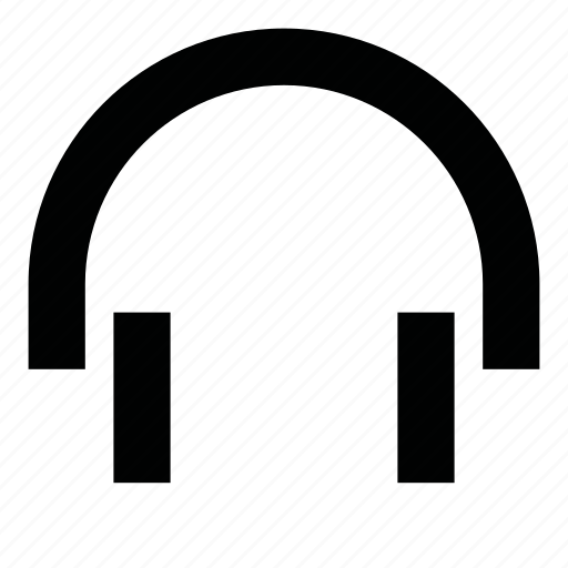 audio, headphones, headset, media, music icon