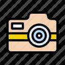 camera, capture, dslr, gadget, photocopy icon