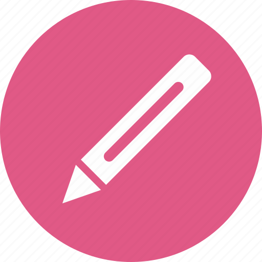 edit, edit profile, pen, pencil, sign up, write icon