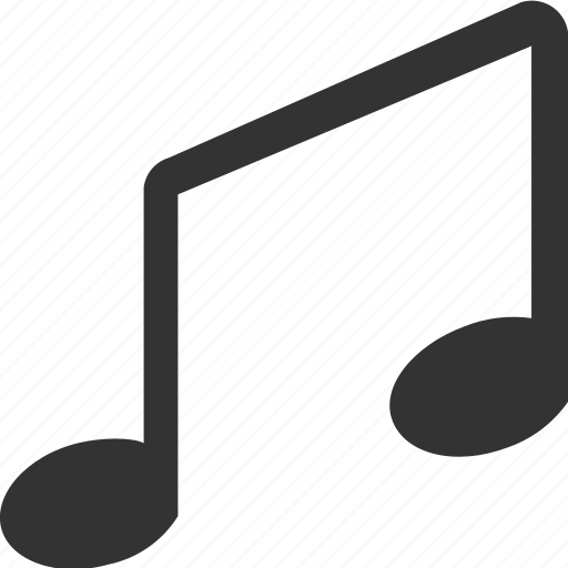 media, music, music note, song, sound icon