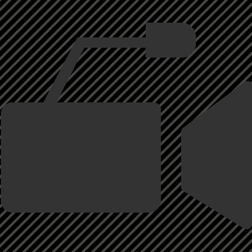 Camara recorder, filming, movie, video, video camara icon - Download on Iconfinder